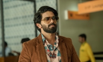 Dulquer's 'Kurup' to hit theatres, Check out the teaser !