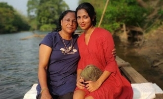 Amala Paul's deep, emotional message on losing father!