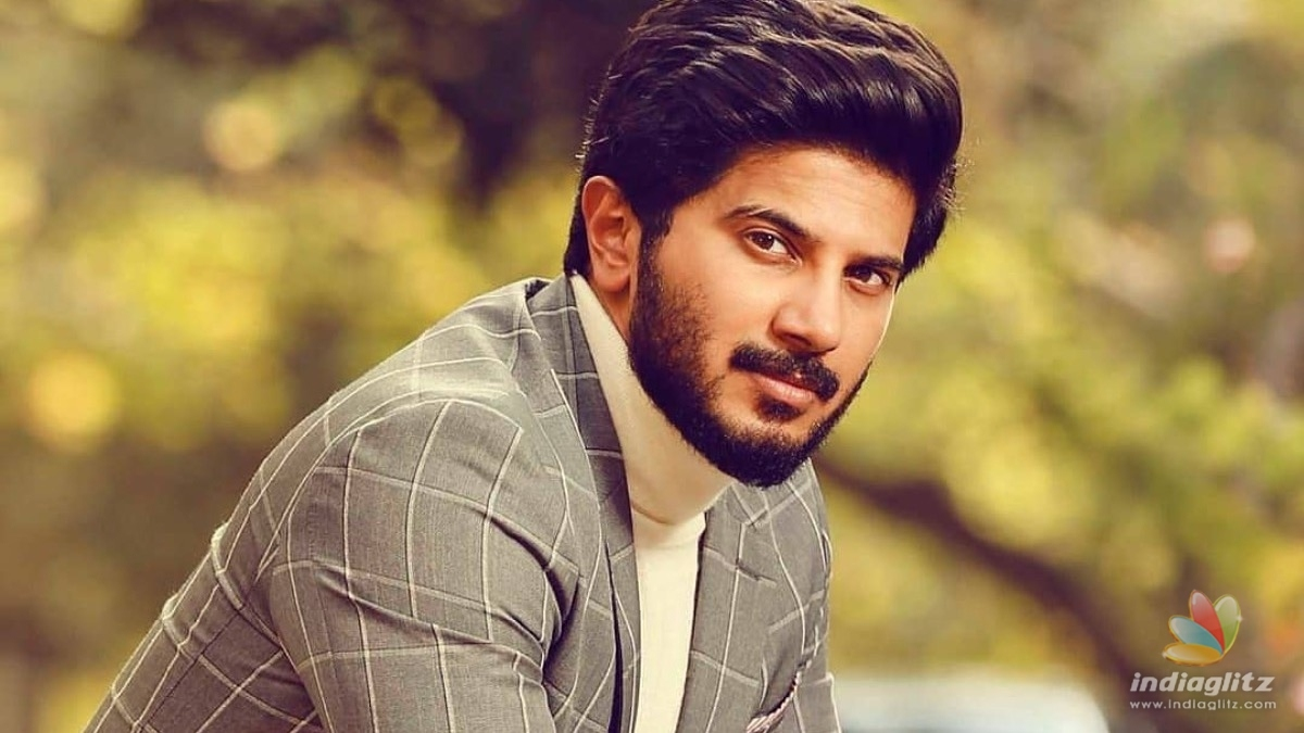 Dulquer Salmaan kickstarts his next!