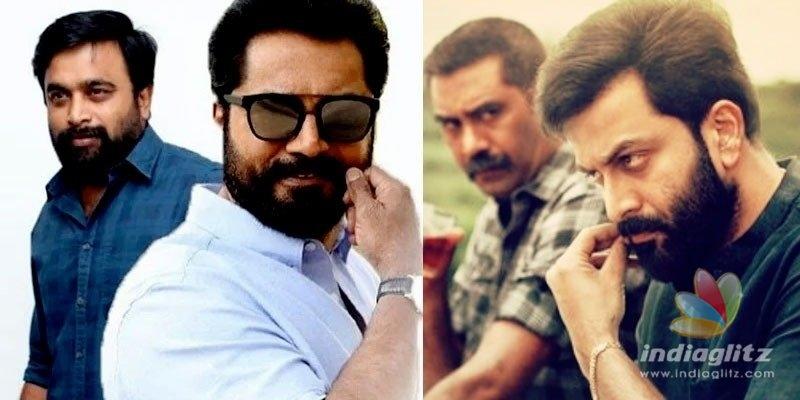 Ayyappanum Koshiyum Tamil remake to have Sasikumar and Sarath Kumar?