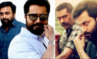 'Ayyappanum Koshiyum' Tamil remake to have Sasikumar and Sarath Kumar?