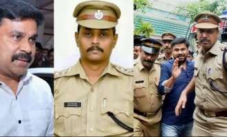 Actress molestation case: Police officer who traced Dileep wins prestigious award!