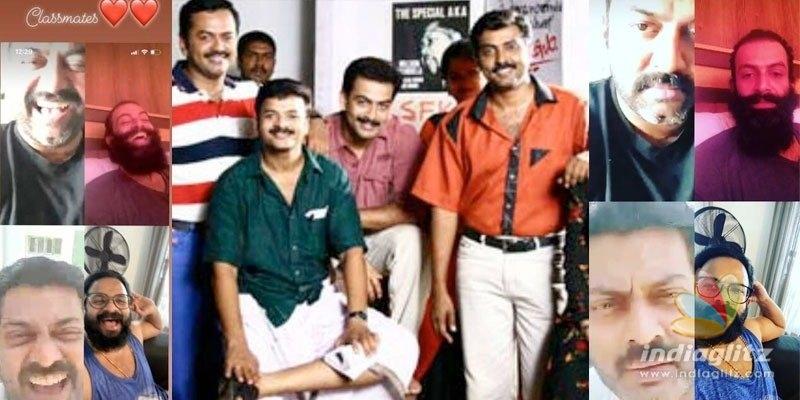 Lockdown: When Classmates actors had a reunion