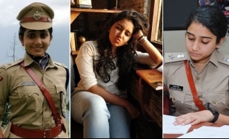 Kerala's controversial cop is back with another controversy!