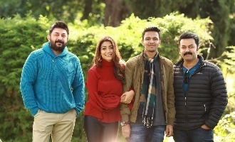Indrajith posts a lengthy note on working for 'Naragasooran'