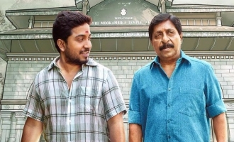 Vineeth Sreenivasan's upcoming movie all set to release teaser!
