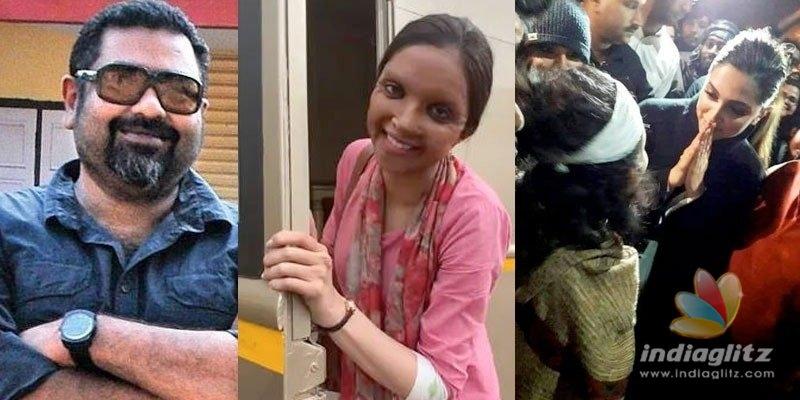 Amal Neerad praises Deepika Padukone