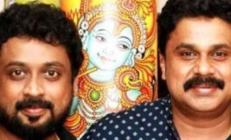 Dileep's production, brother Anoop's direction; Suspense revealed!