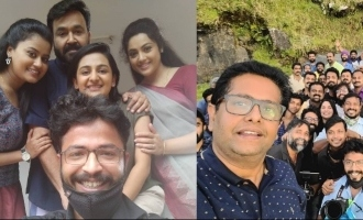 It's a wrap for Mohanlal-Meena's Drishyam 2