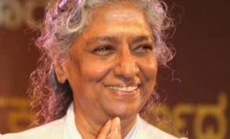 Shocking rumour about legendary singer S. Janaki clarified