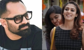 Nayanthara to romance Fahadh Faasil in Alphonse Puthren's next