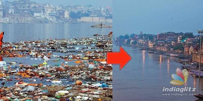 Lockdown: Indias polluted holy river Ganga self-purifies!