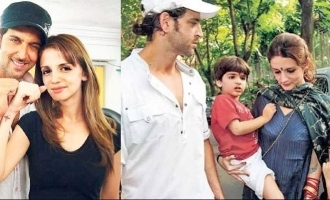 Coronavirus effect: Hrithik Roshan and ex-wife Sussane living together again!