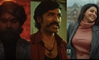 Watch: First teaser of Dhanush, Aishwarya Lakshmi, Joju George starrer Jagame Thandhiram