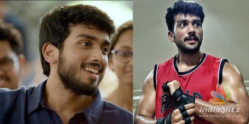 Quarantine: Kalidas Jayarams muscleman look is jaw-dropping!