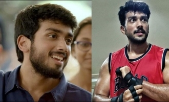 Quarantine: Kalidas Jayaram's 'muscleman' look is jaw-dropping!