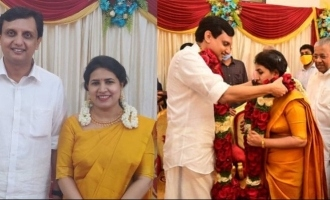Inside pics: Kerala CM Pinarayi Vijayan's daughter enters wedlock