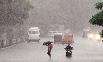 Yellow alert in Kerala's 4 districts
