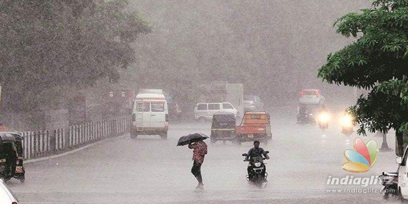 Yellow alert in Keralas 4 districts
