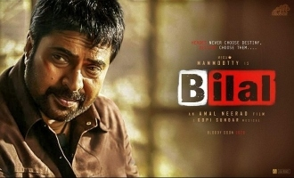 Mammootty's Bilal: Shoot update is here