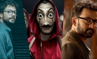 Re-Imagining Money Heist With A Mollywood Cast