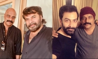 Empuraan: Mammootty to team up with Mohanlal and Prithviraj
