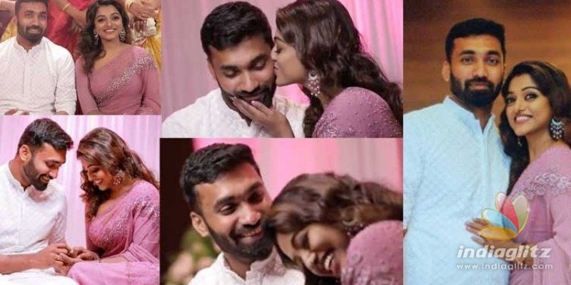 Comedy Stars anchor Meera Anil gets engaged, VIDEO here