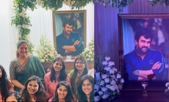 """Chiru is the reason I smile,"" Meghna Raj's heartwarming post"