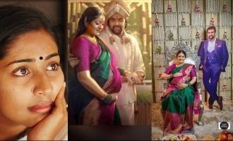 Navya Nair's emotional note for Meghna Raj
