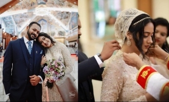 See pics: Actress Miya George gets married