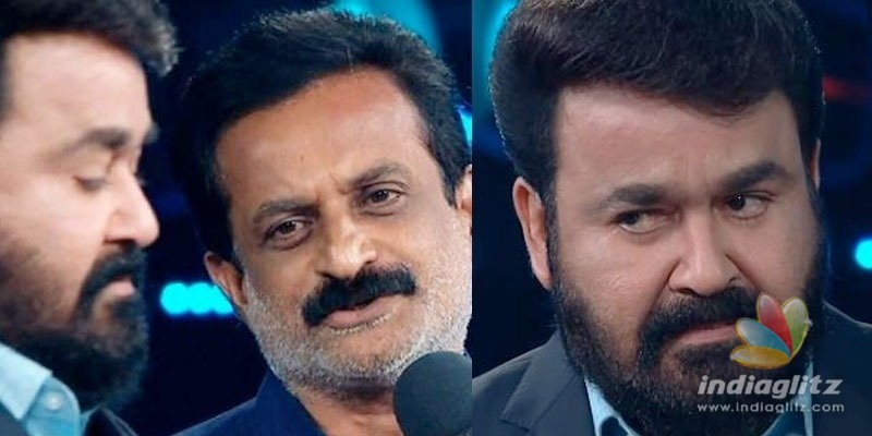 Mohanlal faces severe cyber attack from Rajith Kumar fans!