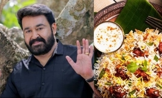 "Mohanlal's biryani treat leaves co-stars in ""food coma"""