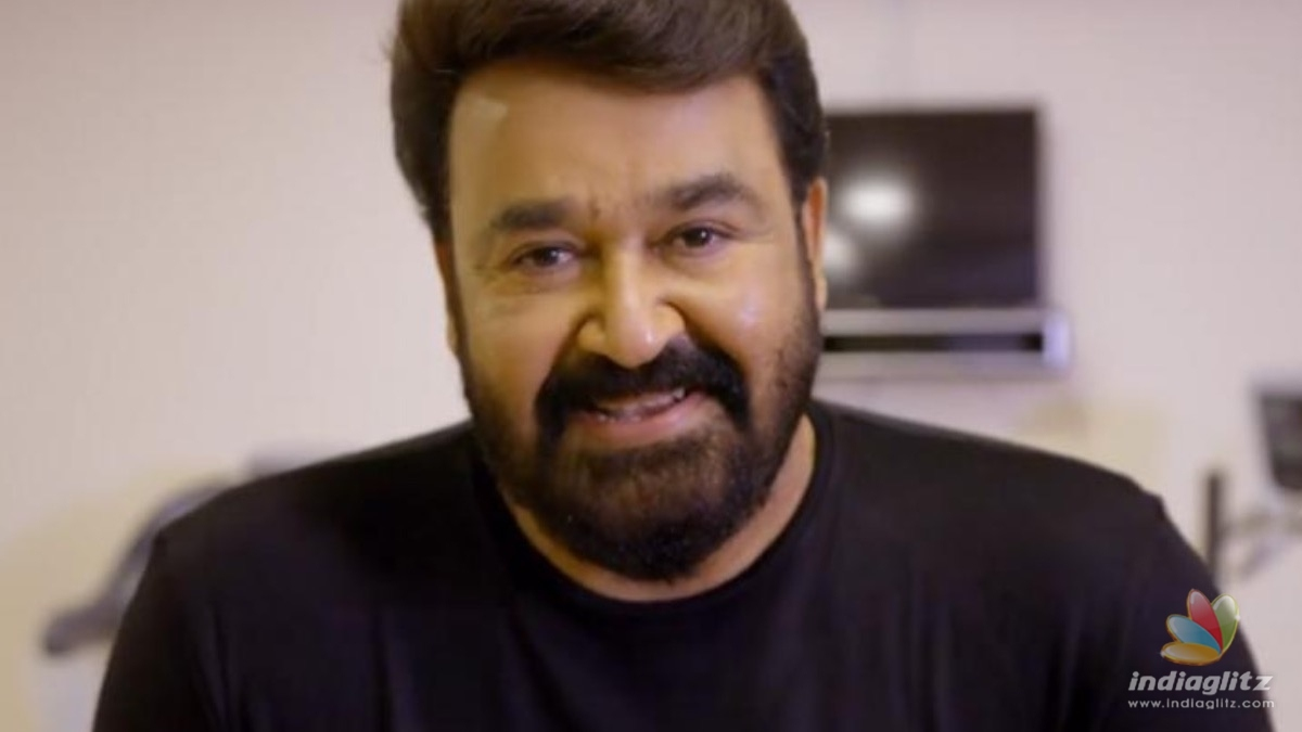 Watch: Mohanlal hits the gym, workout video turns viral!