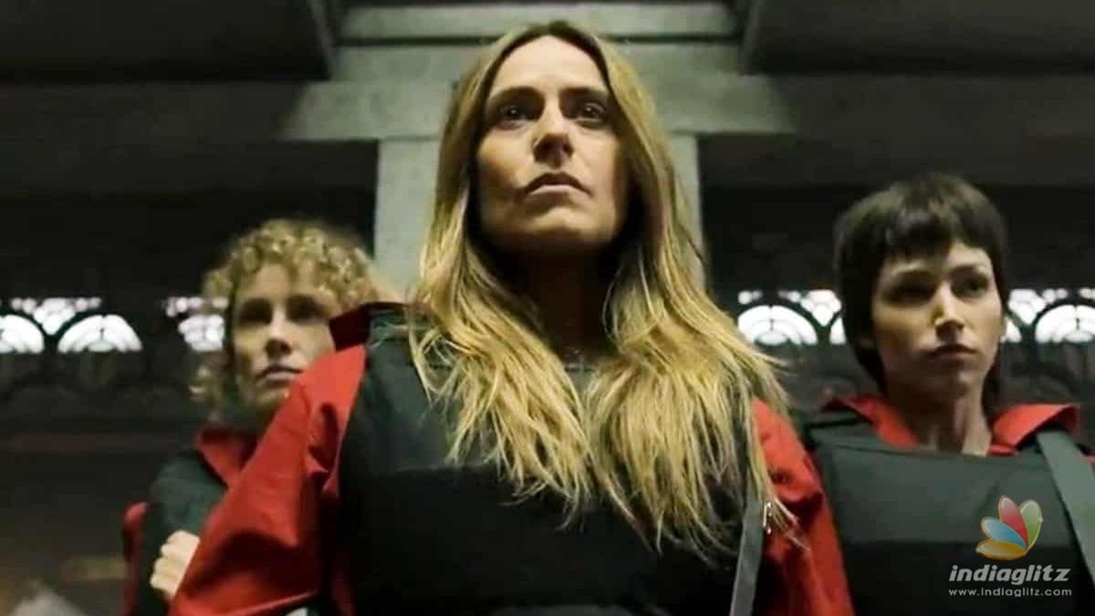 Money Heist 5 Trailer: Professor and his gang set for a war!
