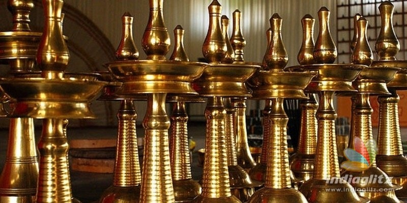Kerala temples to sell unused lamps to overcome financial crisis