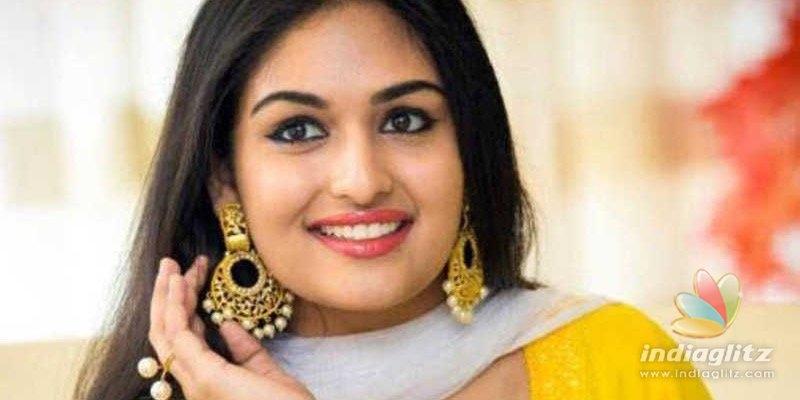 Prayaga Martin to debut in Telugu alongside a superstar!