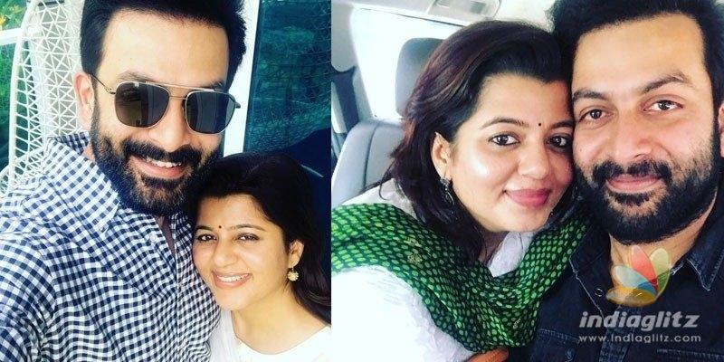 Prithviraj reveals about his ex-girlfriend