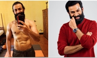 VIRAL: Fans go gaga over Prithviraj's transformation