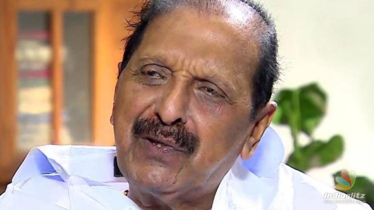 BREAKING: Veteran Congress leader R Balakrishna Pillai hospitalized!