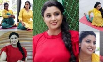 Samyuktha Varma's latest photoshoot goes VIRAL!