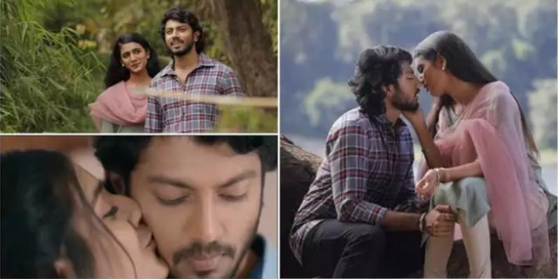 Priya Prakash shares romantic stills from 'Vishnu Priya' - Malayalam News -  IndiaGlitz.com