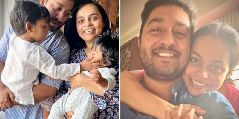 Vineeth Sreenivasans latest family picture is VIRAL!