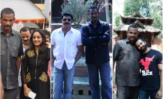 Mollywood celebs mourn demise of security guard Das