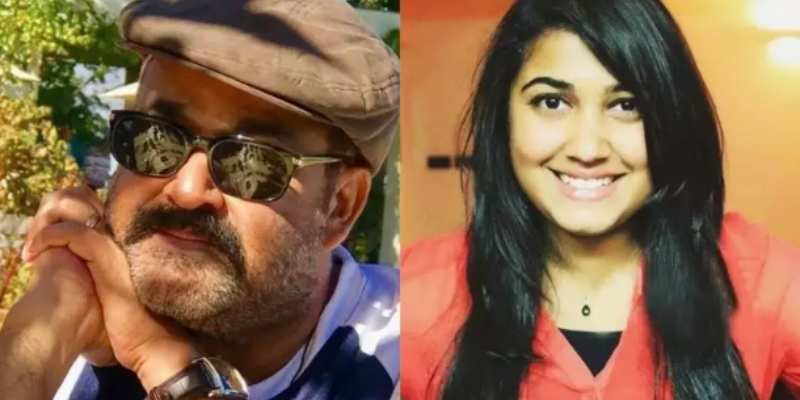 WOW! Mohanlal to team up with his daughter Vismaya