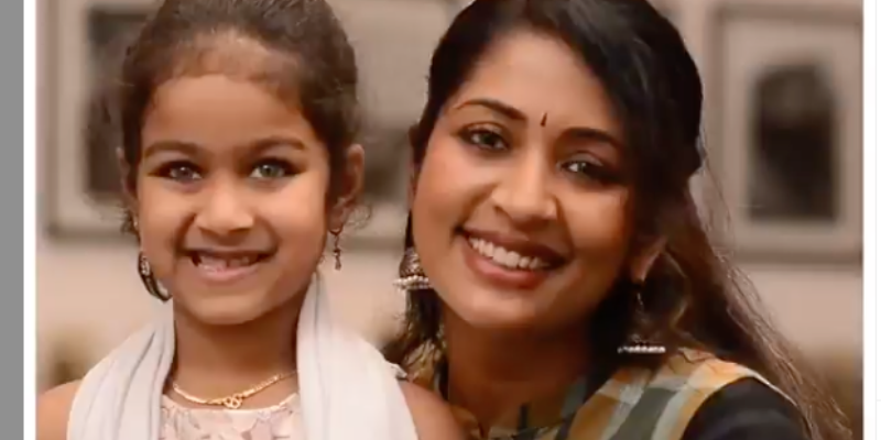 Navya Nair makes a happy announcement!