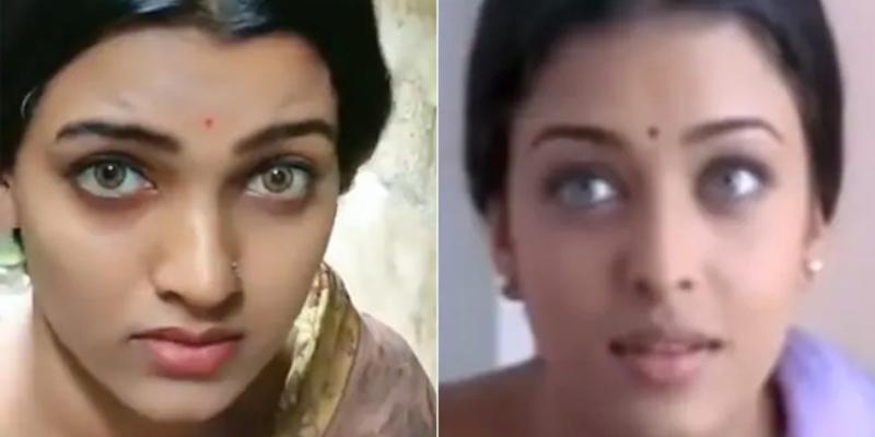 WATCH: Aishwarya Rais look-alike from Kerala