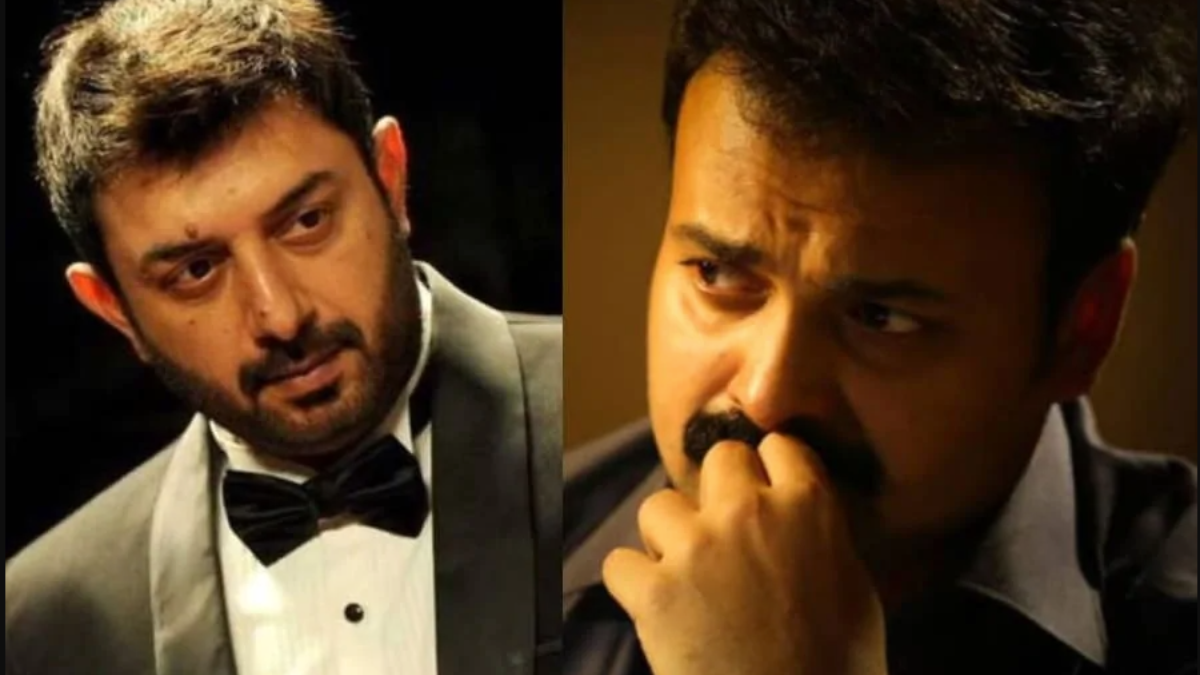 Arvind Swami and Kunchacko Boban team up for bilingual movie