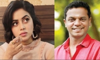 Shamna Kasim blackmail case: Popular actor Dharmajan summoned!