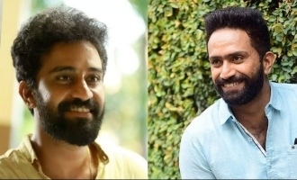 Shine Tom Chacko's brother makes his debut