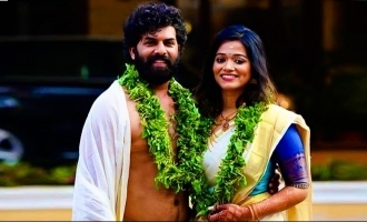 Actor Sunny Wayne gets married to Renjini